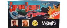 Captain Scarlet - Retro Family Board Game